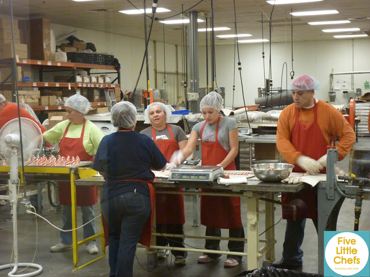 Hammond's Candy Factory | Five Little Chefs