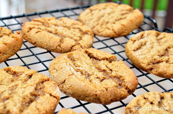 Ginger Snaps Recipe