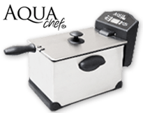 Aqua Chef Giveaway from fivelittlechefs.com. Vacuum seal your food, then cook it in a water bath. Enter for a chance to win your own! #giveaway #win