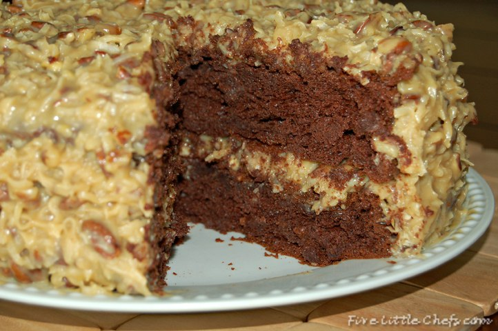 Best German Chocolate Cake Frosting Ever