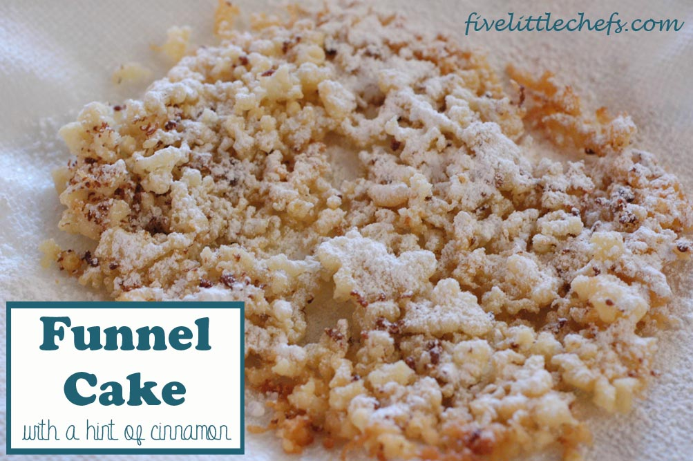 july 26 2013 desserts funnel cake my only memory of funnel cake is ...