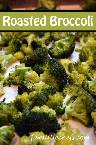 Roasted Broccoli Recipes — Dishmaps