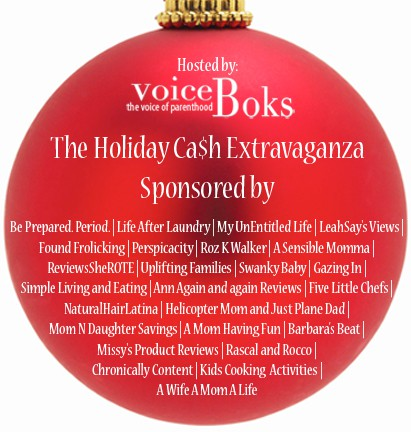 Need some extra cash this holiday season? Here is an easy way to enter for $175 CASH! #vBHolidayCash2013
