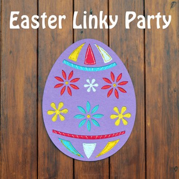Easter Linky Party 2014