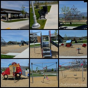 Neptune Park Review at fivelittlechefscom
