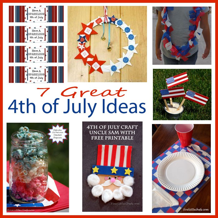 4th of july roundup