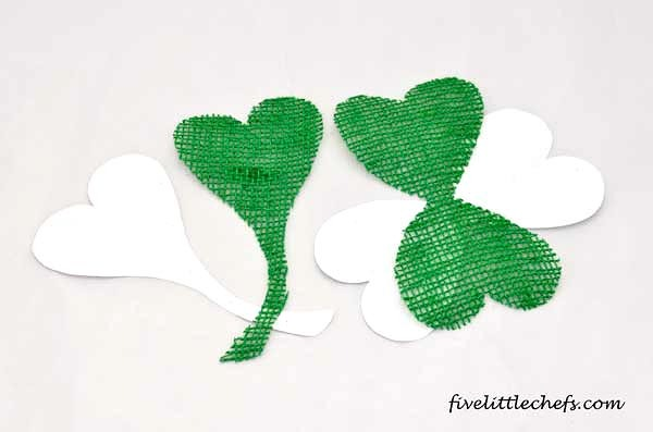 cut out clover