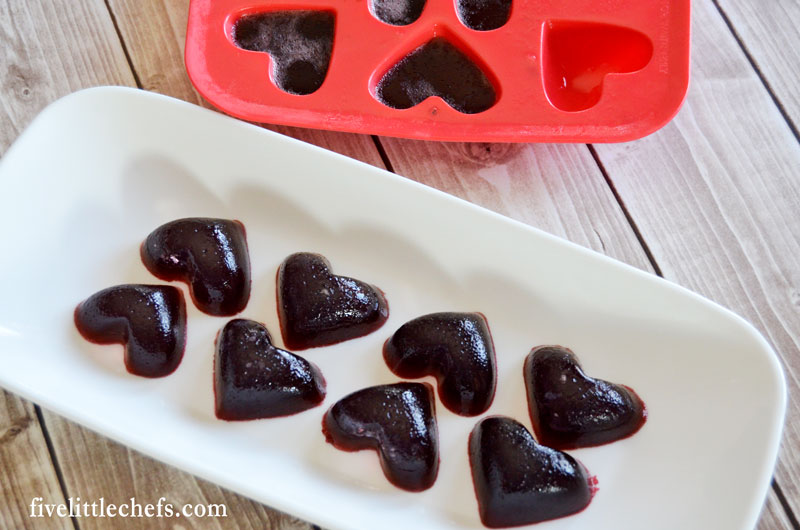 Valentine Jello Hearts is a kid friendly dessert. Valentine's Day wouldn't be fun without heart shaped treats.